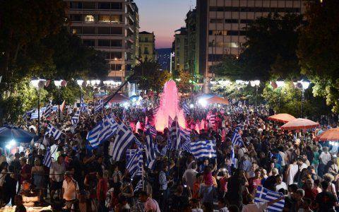 Grèce : victoire du NON !