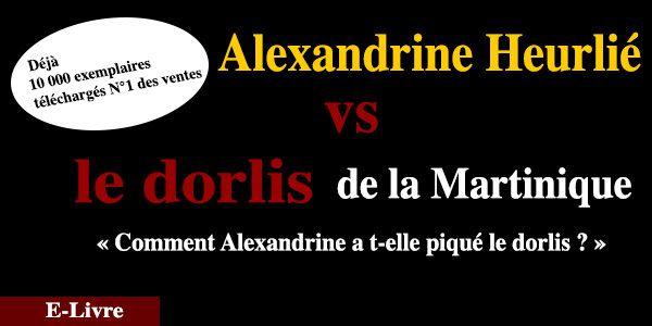 Alexandrine Heurlié contre le dorlis de la Martinique