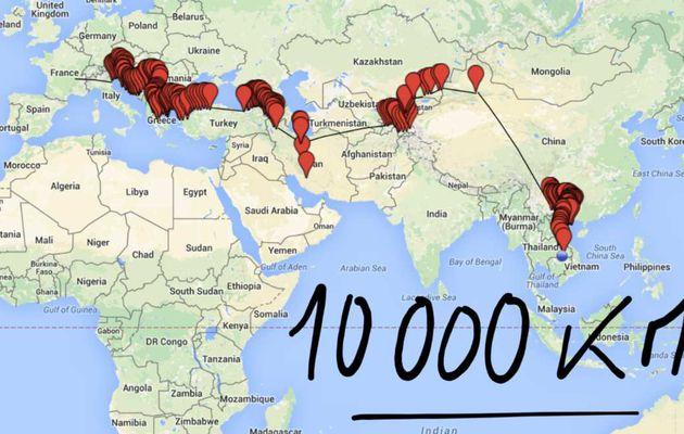 Bilan après 10 mois et 10000km