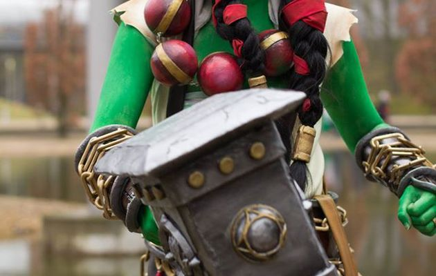 Interview de Metamorph Cosplay (Germany)