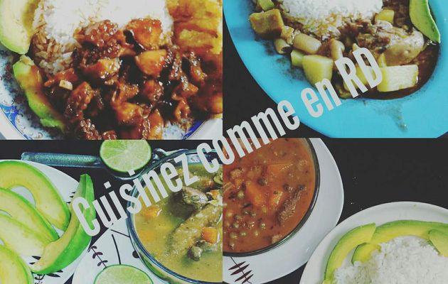 Concours Cuisinez comme en République Dominicaine