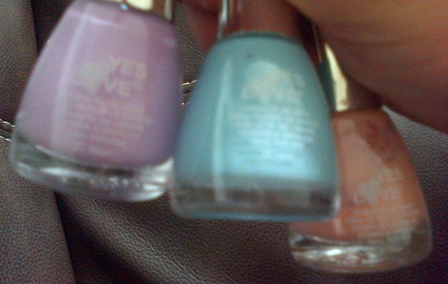vernis : yes love
