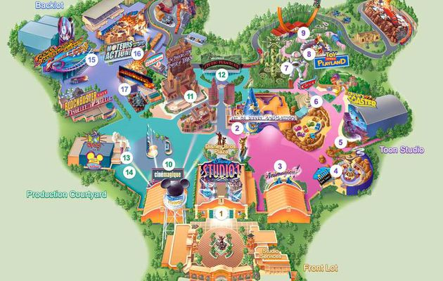A day with me : Disneyland Paris