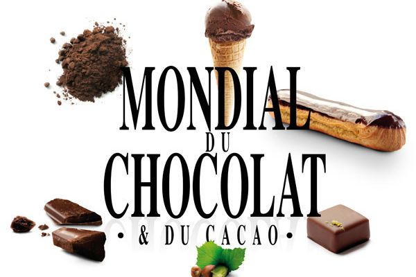 A day with me : Salon du chocolat