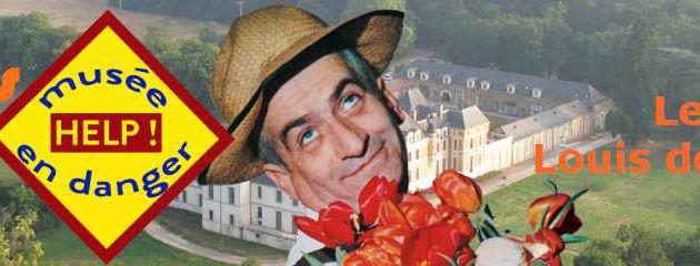 APPEL AUX DONS POUR SAUVER LE MUSEE LOUIS DE FUNES