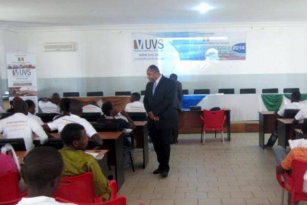 UVS: des études qui s'arrêtent en Licence, Master ou Doctorat?