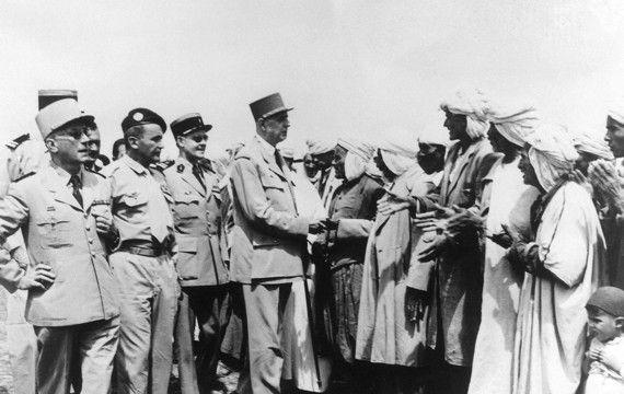 Les harkis, ces Algériens qui avaient préféré la France