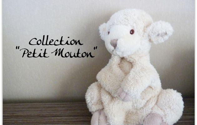 """Collection """"Petit Mouton"""" - cadeau de naissance"""