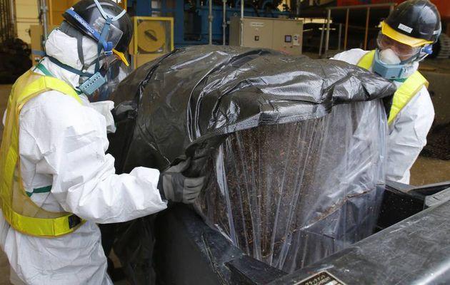 Fukushima & radioactive waste