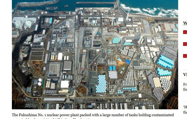 TEPCO cannot keep radioactive water in buildings forever (2)