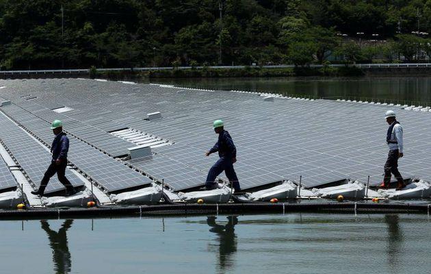 Japanese solar