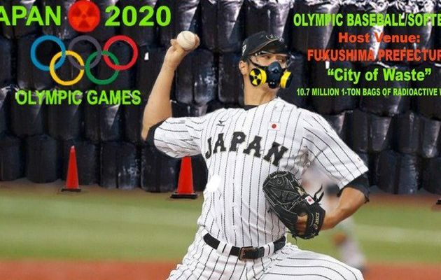 No Olympics in Fukushima!