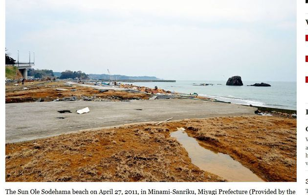 Miyagi beach reopens after 6 years