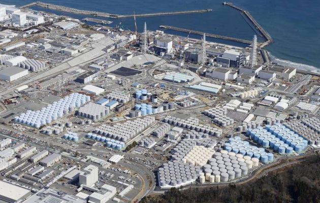 777 000 tons of contaminated water stored on Fukushima Daiichi site
