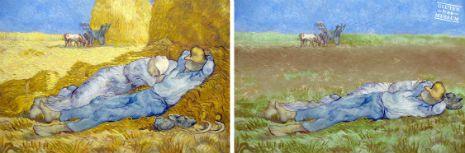 À quoi ressembleraient des œuvres d'art sans gluten ?