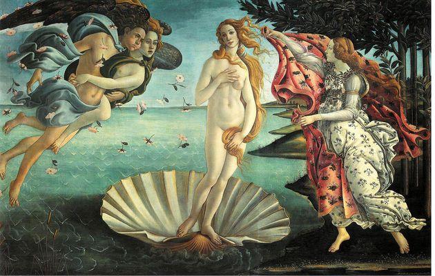 La re-naissance de Botticelli