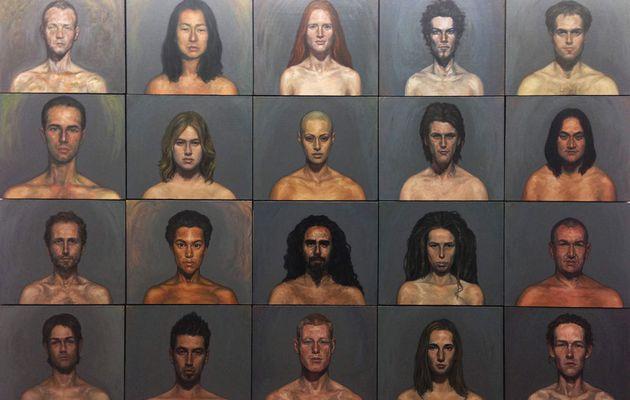 Les précieux portraits de Sandro Kopp