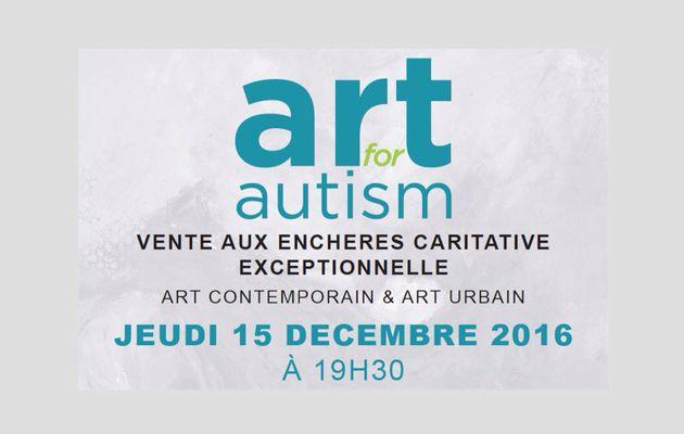 Art for Autism, aujourd'hui !