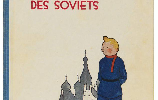 Tintin, des Soviets à Tripoli