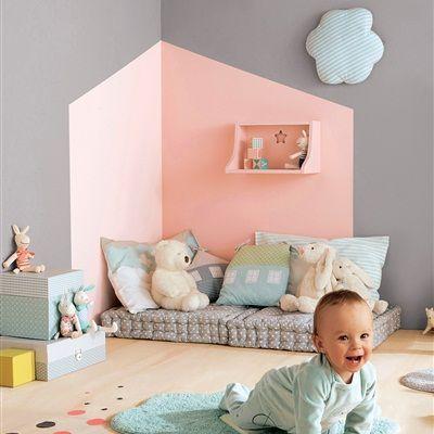 Semaine Montessori : (5) Chambres d'enfants d'inspiration Montessorienne