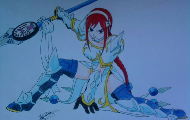 Erza, Fairy Tail