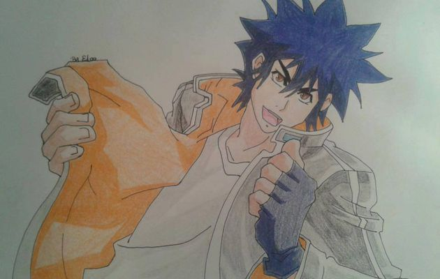 Ikki, Air Gear