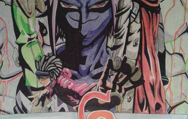 Couverture tome, Satan 666