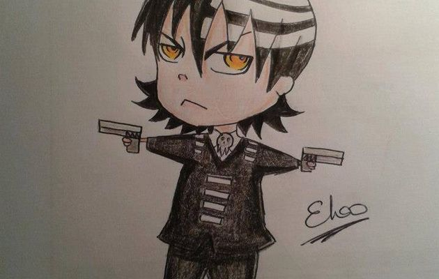 Death the Kidd, Soul Eater