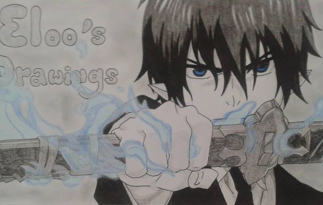 Rin, Ao no Exorcist