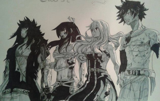 Super team, Fairy Tail
