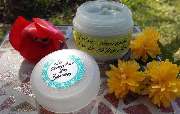 La crème émeraude : un bijou pour votre peau !