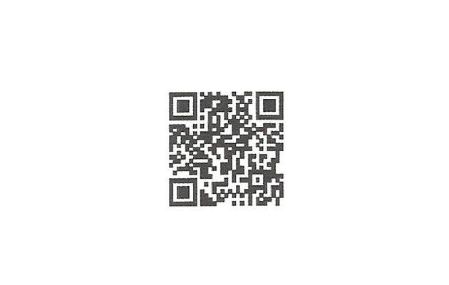 Code QR du Blog