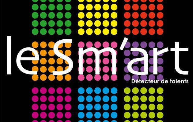 Actualité: expo prévue au Sm'art mai 2015