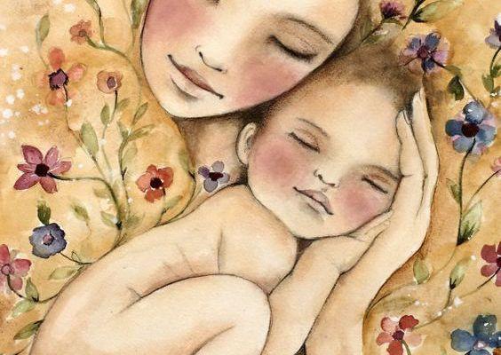 Ilustración de Claudia Tremblay y cita de Concepción Arenal