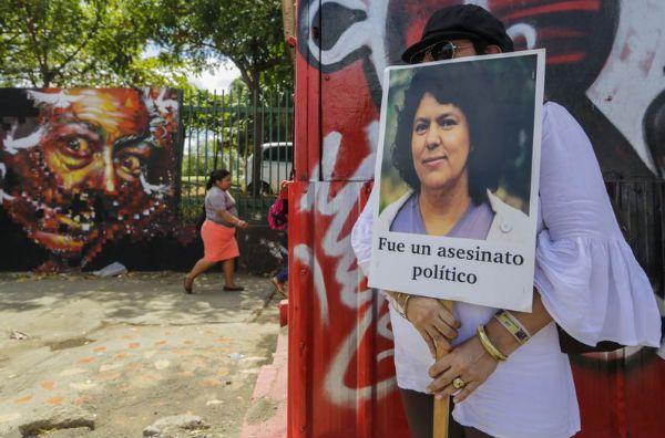Asesinada otra dirigente indígena medioambiental en Honduras