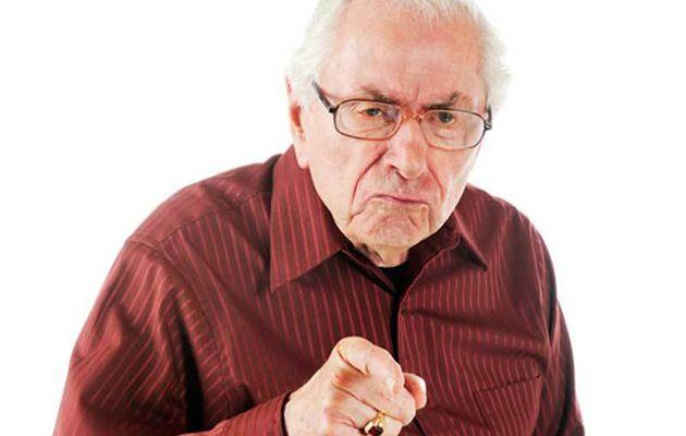 Carta de un pensionista que está hasta los huevos