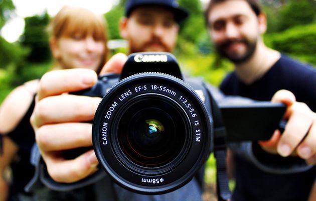 Cursos online gratis de Fotografía para 2016