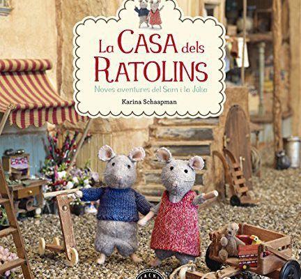 La casa de los ratones. Las nuevas aventuras de Sam y Julia