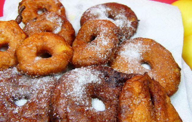 Mardi Gras c'est beignets aux pommes !