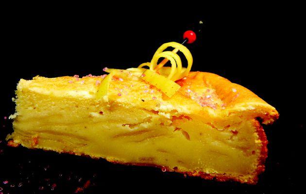 Moelleux aux pommes  en direct de chez Madame Chocolat