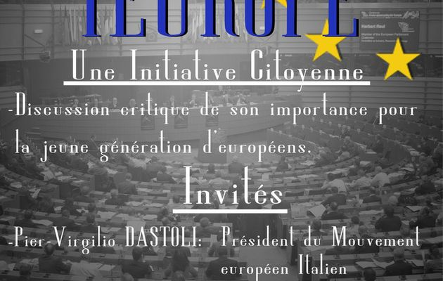 New Deal 4 Europe: L'importance de l'initiative citoyenne européenne