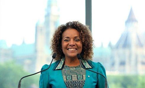 OIF: La canadienne Michaëlle Jean succède à Abdou Diouf