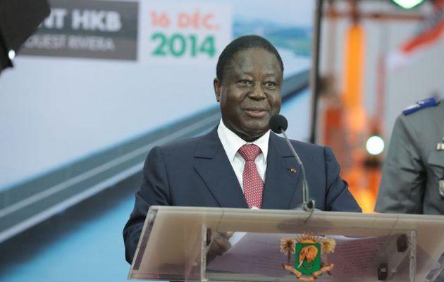"""Côte d'Ivoire: des cadres du parti de Bédié dénoncent un """"passage en force"""" de leur chef, rallié à Ouattara"""