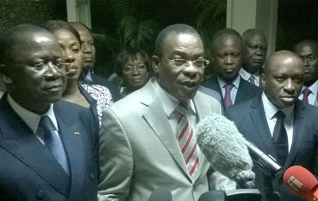 Côte d'Ivoire- Reprise du Dialogue Politique entre le gouvernement et le FPI