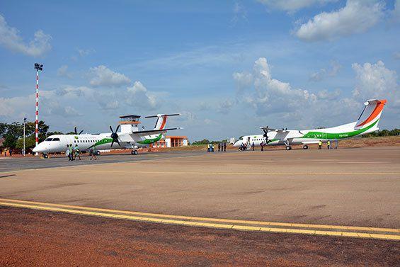 Korhogo: 5 vols d'Air Côte d'Ivoire par semaine, à partir de septembre