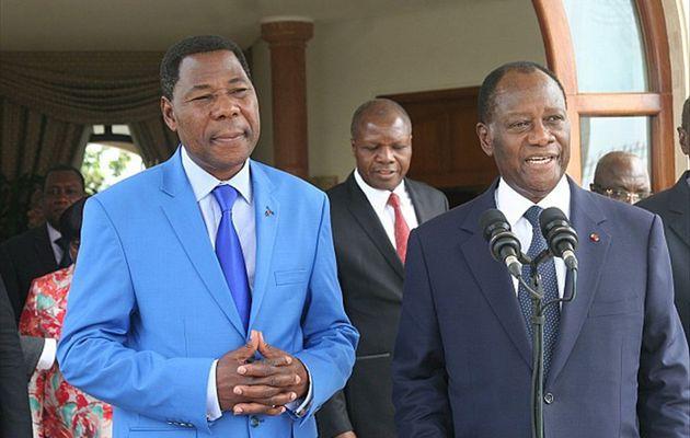 Alassane Ouattara élu Président de la Conférence des chefs d'Etat de l'UEMOA
