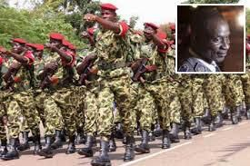 Burkina – Des éléments de l'ex RSP tentent de prendre le contrôle d'un dépôt d'armes à Ouaga