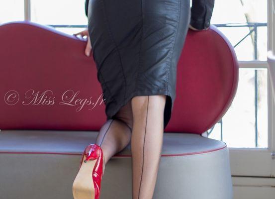 Black & Red... vertigineuse Tentation !