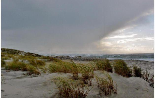 Ciels et mer: quand les nuages font le show