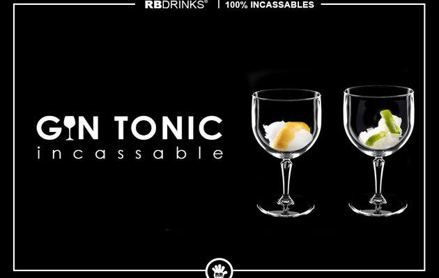 VN60 : Le verre incassable pour votre Gin Tonic